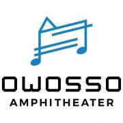 owosso Amphitheater logo
