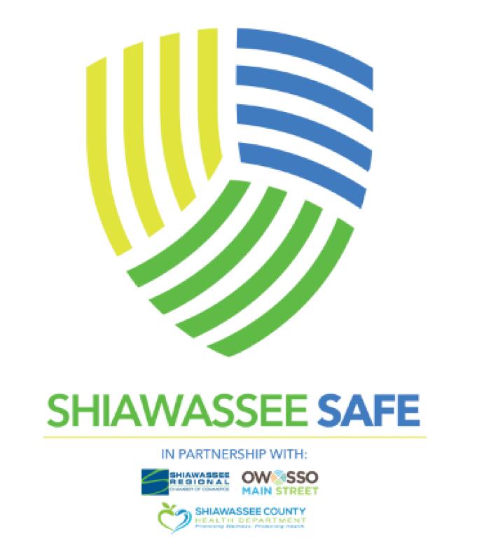 Shiawassee Safe logo