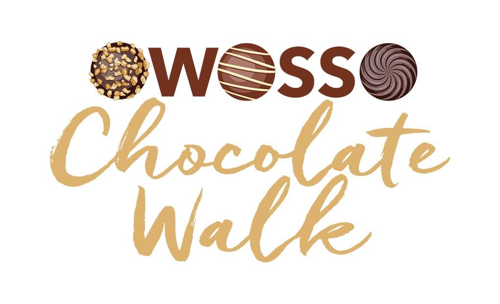 events logo chocolate walk